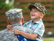 Services for Tricare Military Families